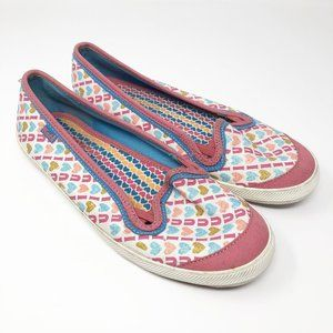 Keds I Women's Colorful Slip On Shoes